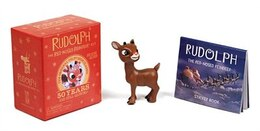 Book Rudolph The Red-Nosed Reindeer Kit: His Nose Glows! by Running Press