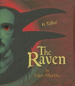 The Raven: Includes Sound! by Edgar Allan Poe