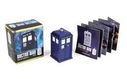 Book Doctor Who: Light-Up Tardis Kit by Richard Dinnick