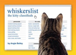 Book whiskerslist: the kitty classifieds by Angie Bailey