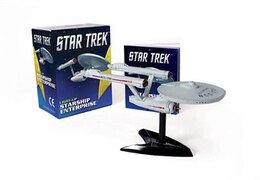 Book Star Trek: Light-Up Starship Enterprise by Chip Carter