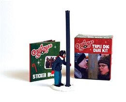 Book A Christmas Story: Triple Dog Dare Kit by Running Press