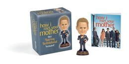 Book How I Met Your Mother Mini Kit: Mini Barney Bobblehead Included! by Running Press