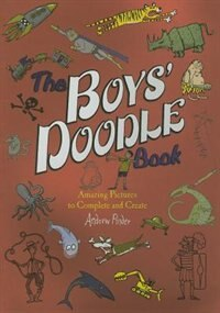 The Boys' Doodle Book
