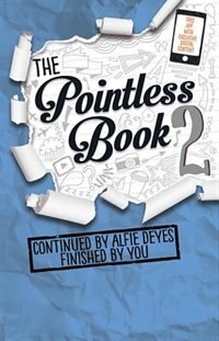 Pointless Book 2: Continued By Alfie Deyes Finished By You by Alfie Deyes