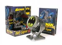 Batman: Metal Die-cast Bat-signal: Deluxe