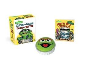 Sesame Street: Oscar The Grouch Talking Button