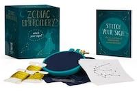 Zodiac Embroidery: Stitch Your Sign!