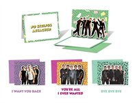 *nsync Pop-up Notecards: 10 Cards And Envelopes