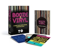 Booze & Vinyl: A Music-and-mixed-drinks Matching Game