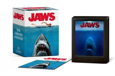 Jaws: We're Gonna Need A Bigger Boat by Running Press