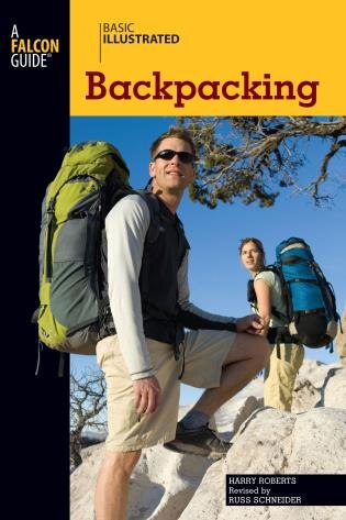 Basic Illustrated Backpacking by Harry Roberts