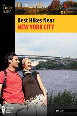 Book Best Hikes Near New York City by Ben Keene