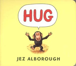 Book Hug by Jez Alborough