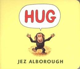 Book Hug by Jez Alborough