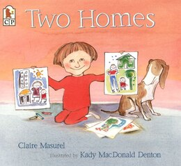 Book Two Homes by Claire Masurel