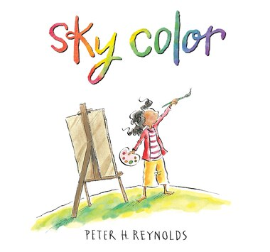 Sky Color de Peter H. Reynolds