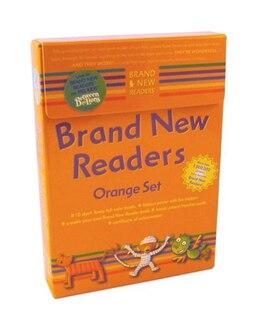 Book Brand New Readers Orange Set by Various