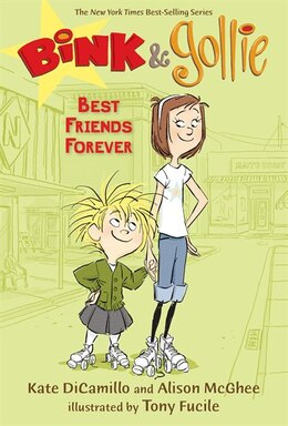 Book Bink And Gollie: Best Friends Forever by Kate DiCamillo