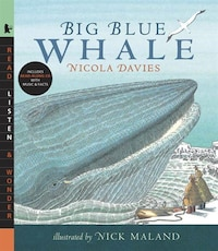 Big Blue Whale With Audio: Read, Listen & Wonder