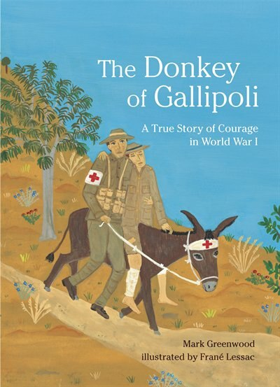 The Donkey Of Gallipoli: A True Story Of Courage In World War I by Mark Greenwood