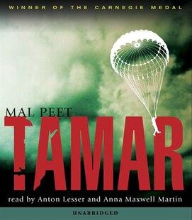 Tamar Audio: A Novel Of Espionage, Passion, And Betrayal