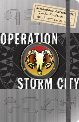 Operation Storm City: The Guild Of Specialists Book 3 by Joshua Mowll