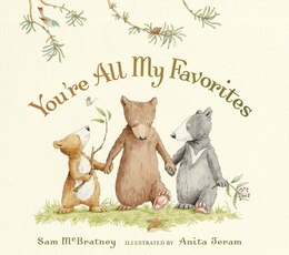 Book You're All My Favorites by Sam Mcbratney