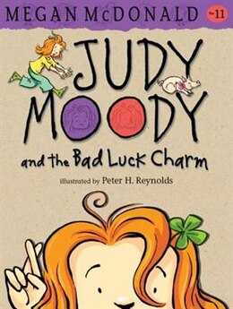 Book Judy Moody And The Bad Luck Charm by Megan Mcdonald