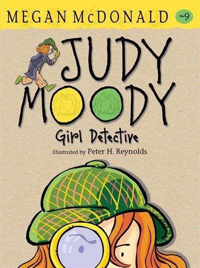 Book Judy Moody, Girl Detective by Megan Mcdonald