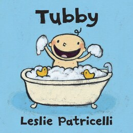Book Tubby by Leslie Patricelli