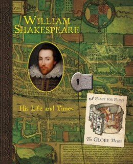 Book William Shakespeare: His Life And Times by Ari Berk