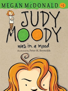 Book Judy Moody by Megan Mcdonald