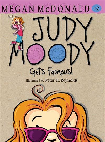 Book Judy Moody Gets Famous! by Megan Mcdonald