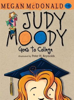 Book Judy Moody Goes To College by Megan Mcdonald