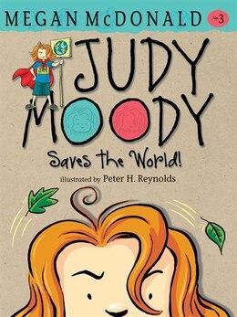 Book Judy Moody Saves The World! by Megan Mcdonald