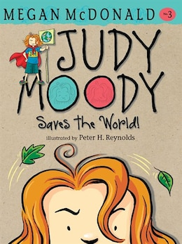 Book Judy Moody Saves The World! by Megan Mcdonald