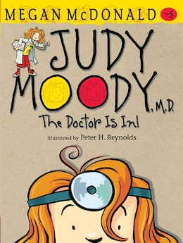 Book Judy Moody, M.d. by Megan Mcdonald