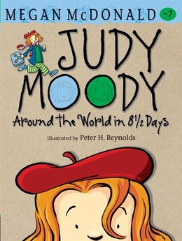Book Judy Moody: Around The World In 8 1/2 Days by Megan Mcdonald