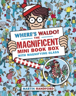 Where's Waldo? The Magnificent Mini Boxed Set