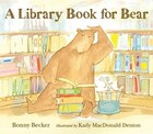A Library Book For Bear