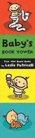 Baby's Book Tower