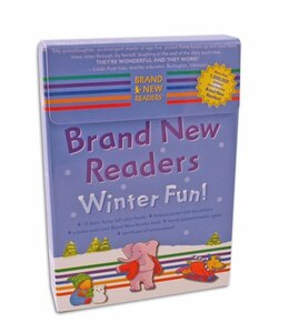 Book Brand New Readers Winter Fun! Box by Various