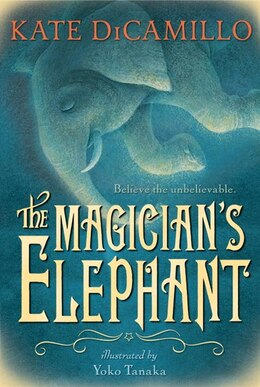 Book The Magician's Elephant by Kate DiCamillo