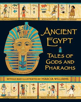 Book Ancient Egypt: Tales Of Gods And Pharaohs by Marcia Williams