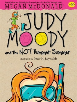 Book Judy Moody And The Not Bummer Summer by Megan Mcdonald