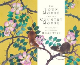 Book The Town Mouse And The Country Mouse by Helen Ward