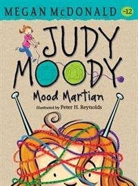 Book Judy Moody, Mood Martian by Megan Mcdonald