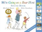 We're Going On A Bear Hunt: Sound Book