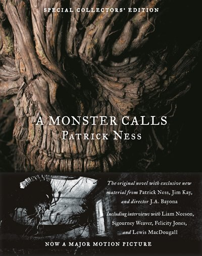 A Monster Calls: Special Collectors' Edition (movie Tie-in): Inspired By An Idea From Siobhan Dowd by Patrick Ness
